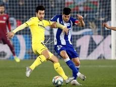 Villarreal y Alavés no han empezado del todo bien. EFE