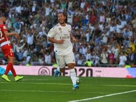 Hazard, Marcelo e Asensio voltam a uma lista sem Kroos. EFE