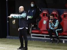 El Levante se enfrenta al Sevilla en la cuarta jornada. EFE