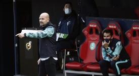 Paco López lamentó que se echasen atrás. EFE/Archivo