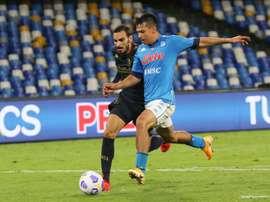 Tutti i giocatori del Napoli sono risultati negativi. EFE