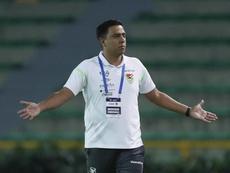 Bolivia pierde jugadores. EFE
