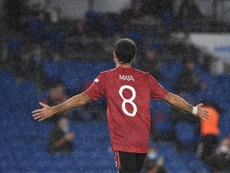 El United aprende de sus errores. EFE