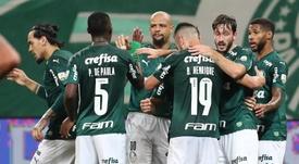 Este viernes se celebró el sorteo de octavos de la Copa Libertadores. EFE