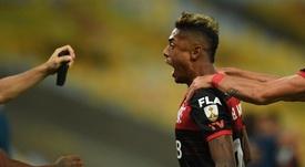Goleada para o Flamengo escancara problemas do Corinthians . EFE/Carl da Souza