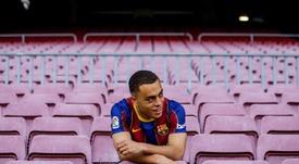 Dest desfalcará o Barça na Copa do Rei por dores musculares. EFE