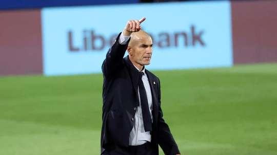 El Madrid se enfrenta al Levante en la quinta jornada. EFE