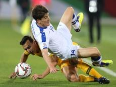 Shomuródov, nuevo fichaje para la delantera del Genoa. EFE