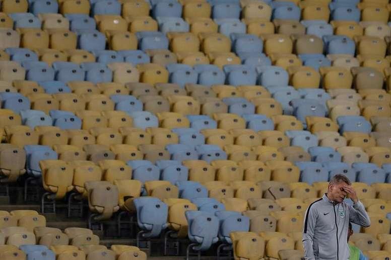 Botafogo despide a Paulo Autuori. EFE