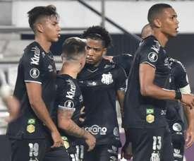 Respira Santos. EFE