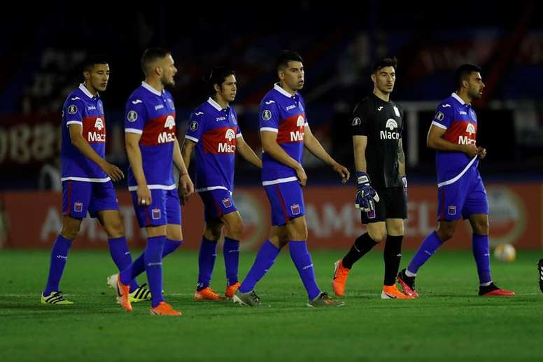 Tigre no jugará contra Boca por un rebrote. EFE