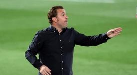 El Valladolid sigue sin ganar. EFE
