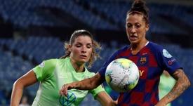 Jenni es una de las mejores jugadoras de la historia de España y Europa. EFE