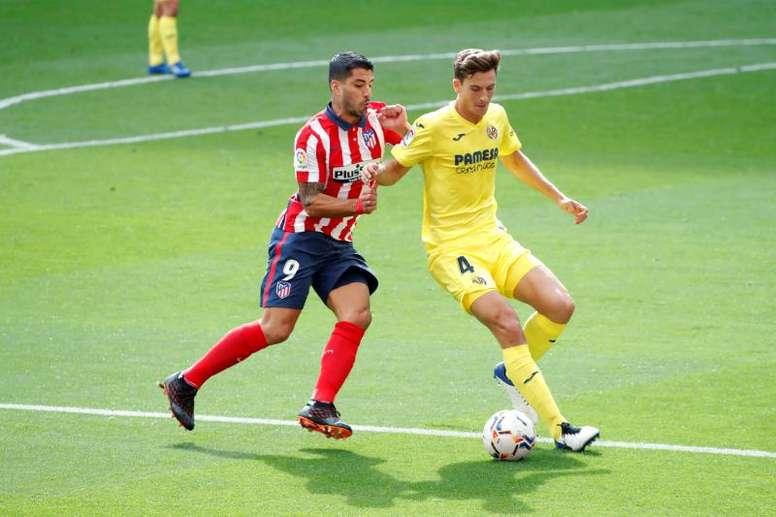 O Arsenal, disposto a oferecer 40 milhões de euros por Pau Torres. EFE