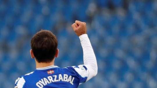 Le classement des buteurs de la saison 2020-21 de Liga. EFE