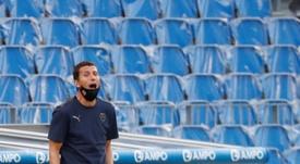 Javi Gracia firmó el tercer peor inicio del Siglo XXI en el Valencia. EFE
