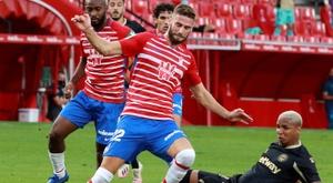 El Granada sufrió, pero sumó un importante punto ante el PAOK. EFE/Archivo