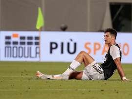 Spadafora contro Ronaldo. EFE