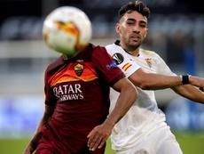 A Munir no le dejan jugar con Marruecos. EFE