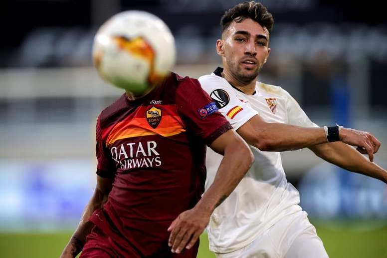 Munir is not allowed to play for Morocco. EFE