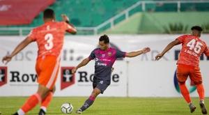 La Liga Dominicana anunció 16 positivos el día del debut. EFE/Archivo