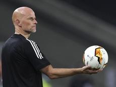 Solbakken deja los puestos de entrenador y director deportivo del Copenhague. EFE