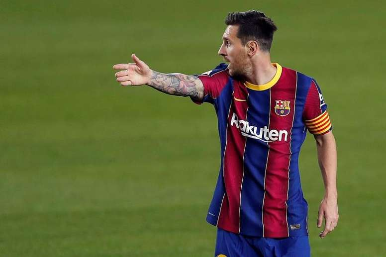 Barca assume Messi will leave. EFE