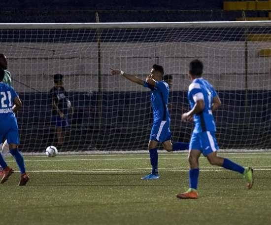 Honduras saca un empate ante la resistencia de Nicaragua. EFE/Jorge Torres/Archivo