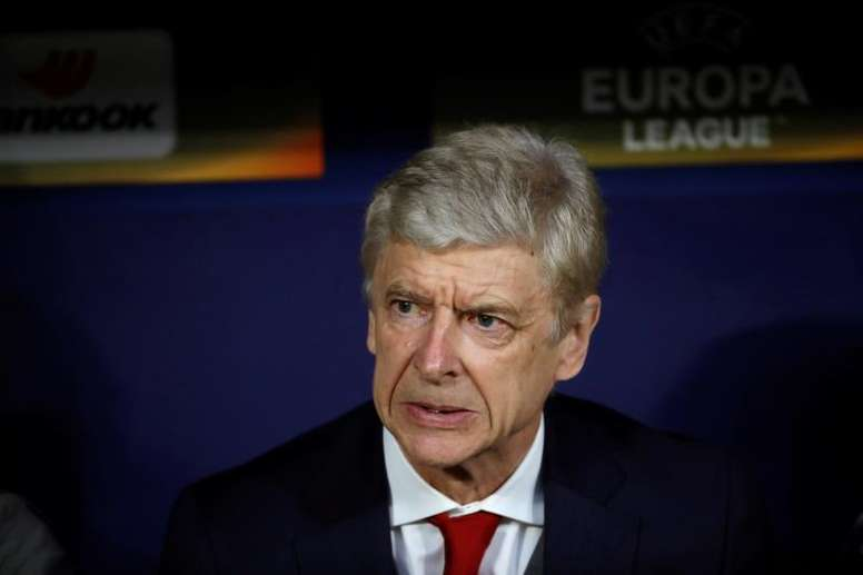 Arsene Wenger, ex manager of Arsenal. EFE/ JuanJo Martin/Archivo