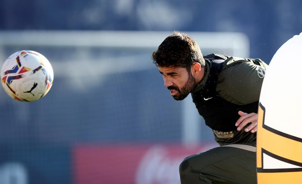 El Besiktas hará un último intento por convencer a Costa. EFE/Archivo