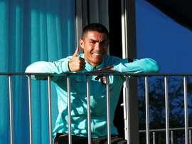 Chiellini racconta l'umore di Ronaldo. EFE