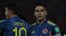 El Galatasaray aceptará la oferta del Portland Timbers por Falcao. EFE/Claudio Reyes