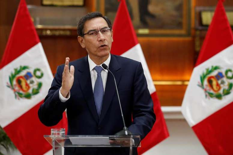 Peru's president. EFE