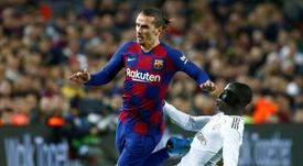 Compos probables Barça - Real. EFE