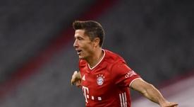 El Bayern se mide al Arminia Bielefeld justo antes de la Champions. EFE