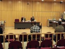 Enrich y Luna reconocieron su culpabilidad en el caso del vídeo. EFE