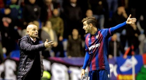 Levante have a full complement. EFE