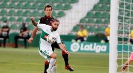 El Elche visita al Alavés en Liga. EFE