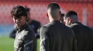 Le formazioni ufficiali di Atletico Madrid-Betis. EFE