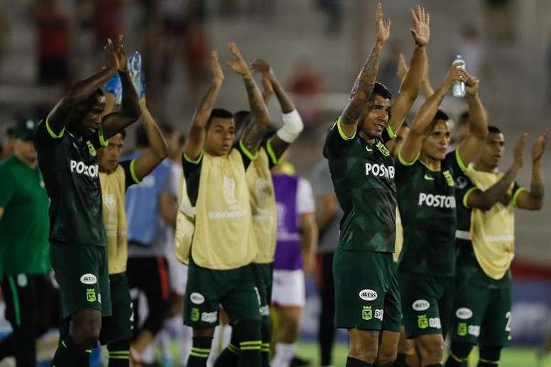 Así se presenta la nueva jornada en la Liga Colombiana. EFE/Juan Ignacio Roncoroni