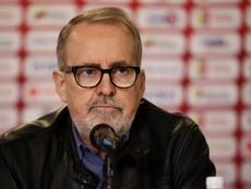 Venezuela y Chile disputarán en Caracas la cuarta fecha de las eliminatorias. EFE/Rayner Peña R