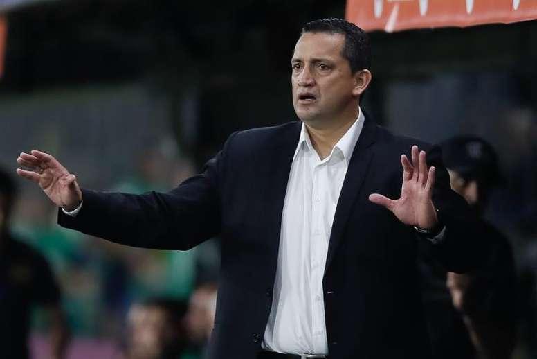 Aldo Bobadilla dirigirá a las selecciones juveniles de Paraguay. EFE