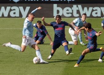 Naples et la Fiorentina suivent deux Colchoneros. EFE