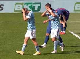 Celta Vigo are in trouble. EFE