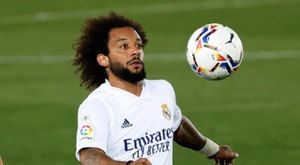 Marcelo reaches 250 La Liga wins. EFE