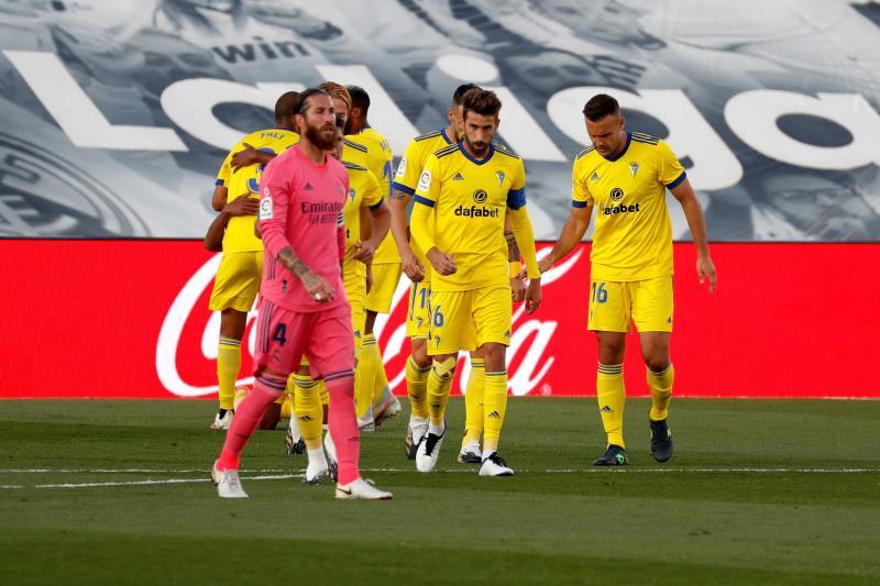 Real Madrid Cádiz