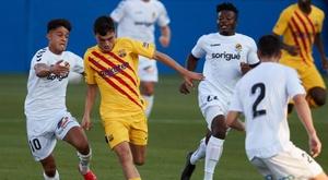 Las Palmas va toucher un premier bonus pour Pedri. EFE