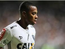 Robinho volvió a hablar de lo que llevó a su condena. EFE