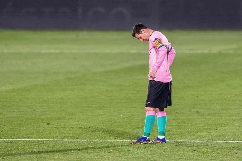 El Barça anunció cuatro renovaciones al finalizar su estreno en Champions. EFE