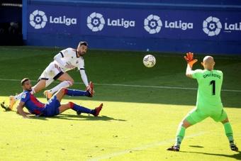Enric Gallego será jugador del Tenerife en las próximas horas. EFE/Archivo
